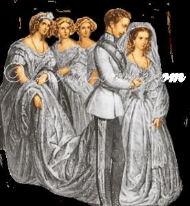 Bruiloft van Elisabeth en Franz Joseph