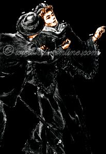 Vermoord! De moord op keizerin Elisabeth door Luigi Lucheni.