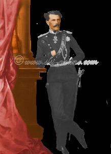 Ludwig Wilhelm, de oudste broer