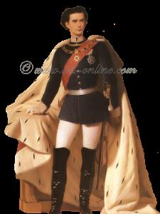 Koning Ludwig II van Beieren