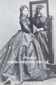 Fanny Feifalik-Angerer, de kapster van Elisabeth.