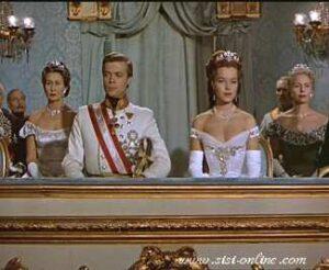 Scene uit Sissi, Schicksaljahre einer Kaiserin