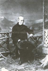 Aartshertog Franz Karl rond 1862